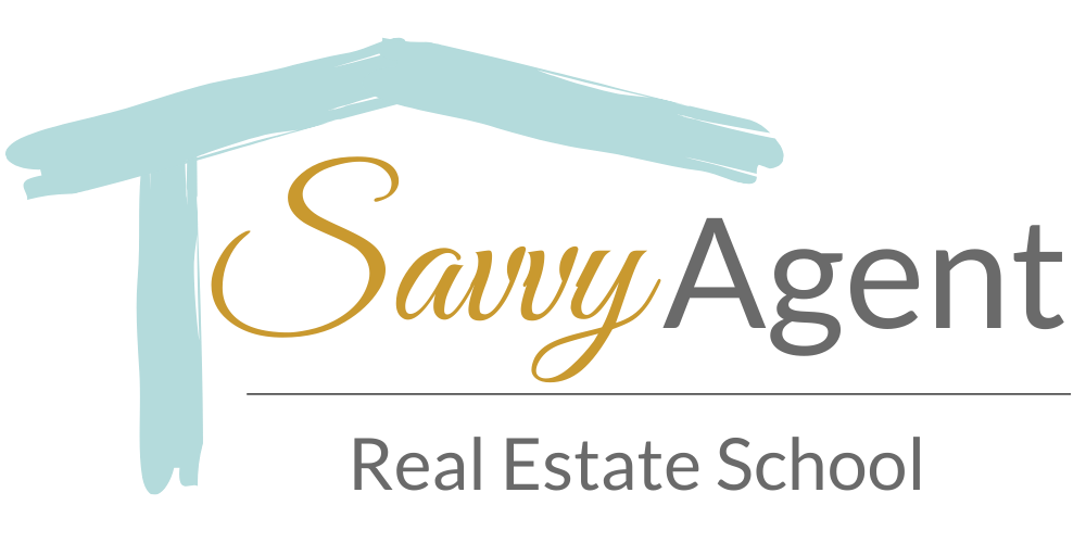 Savvy Agent Real Estate School Logo